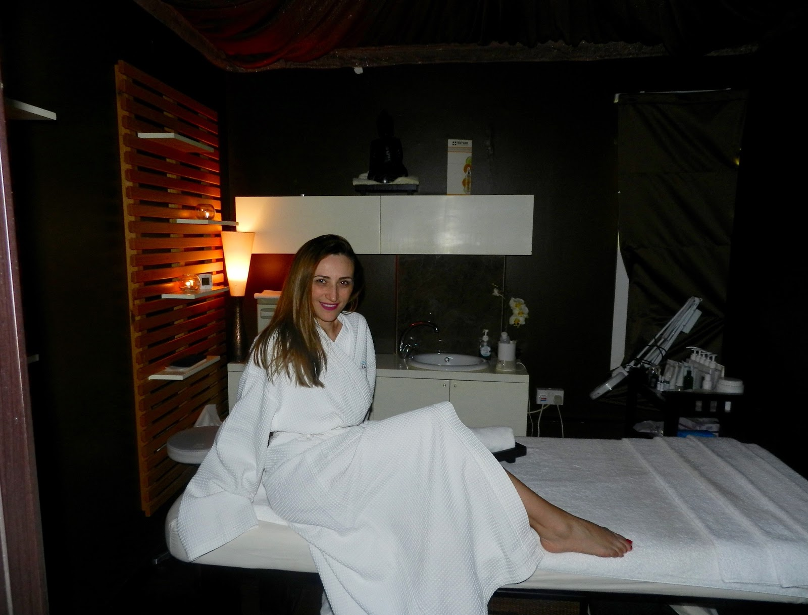 De La Mer Spa | Dubai Fashion Blog