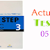 Listening Big Step TOEIC 3 - Actual Test 05