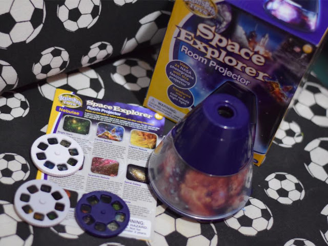 Space Explorer Room Projector - RRP £14.99 - Suitable from age 6+