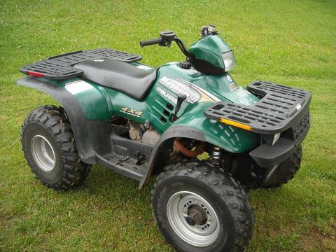 2008 polaris outlaw 450 525 atv repair manual
