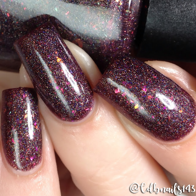 Supernatural Lacquer-The Magician