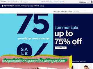 Free Printable Gap Coupons