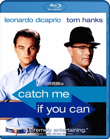 Catch Me If You Can 2002 Dual Audio Hindi 720p BRRip 850mb