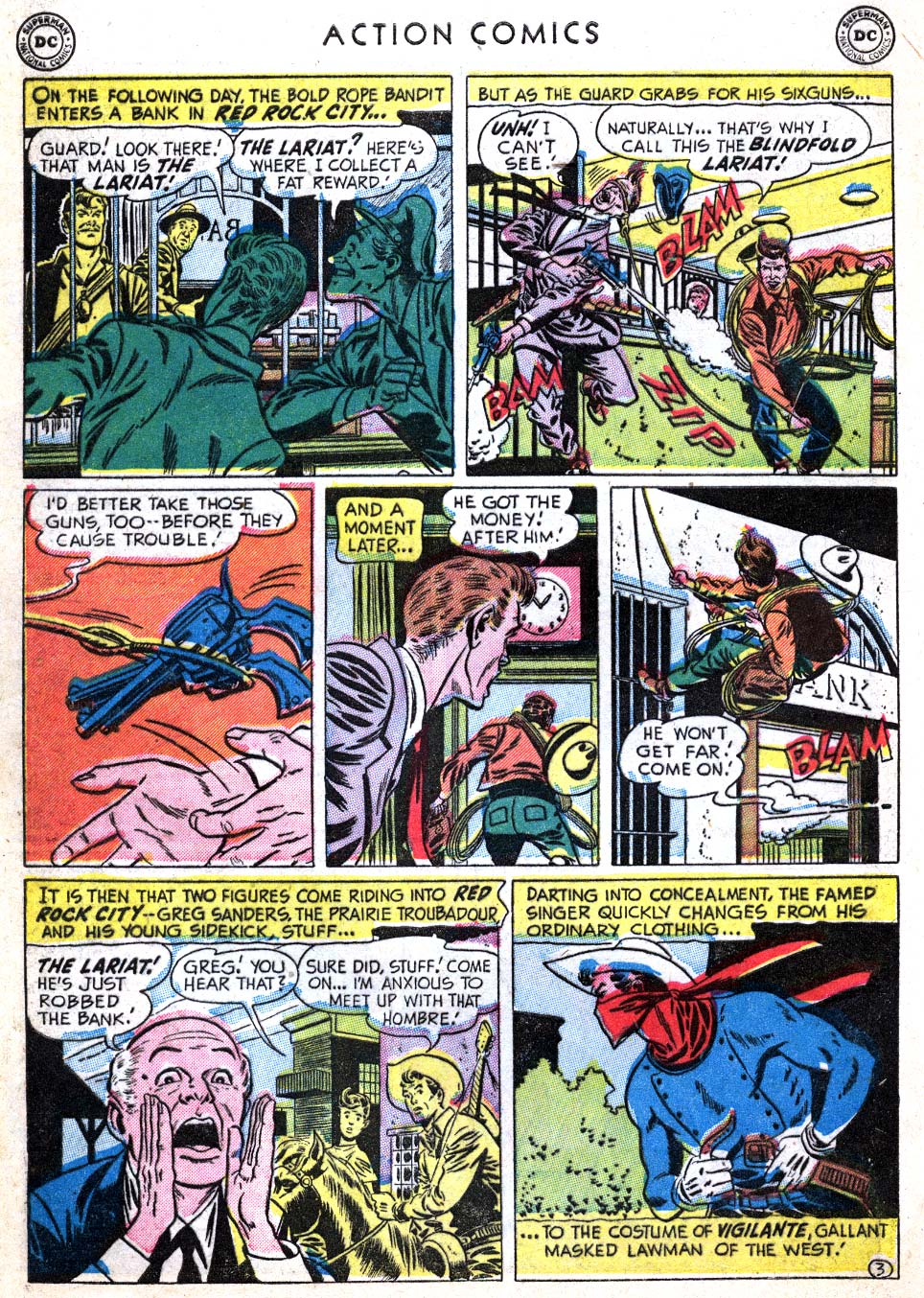 Action Comics (1938) 182 Page 35