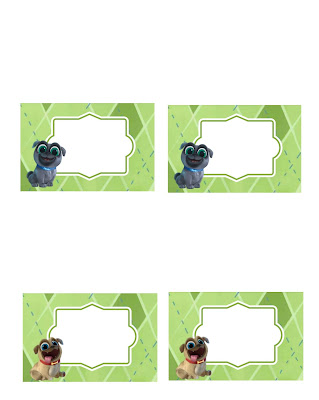 puppy dog pals birthday party supplies