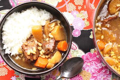 boeuf en cocotte a la sauce soja