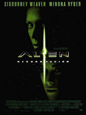 Alien: Resurrection 1997 Watch full movie online (French)