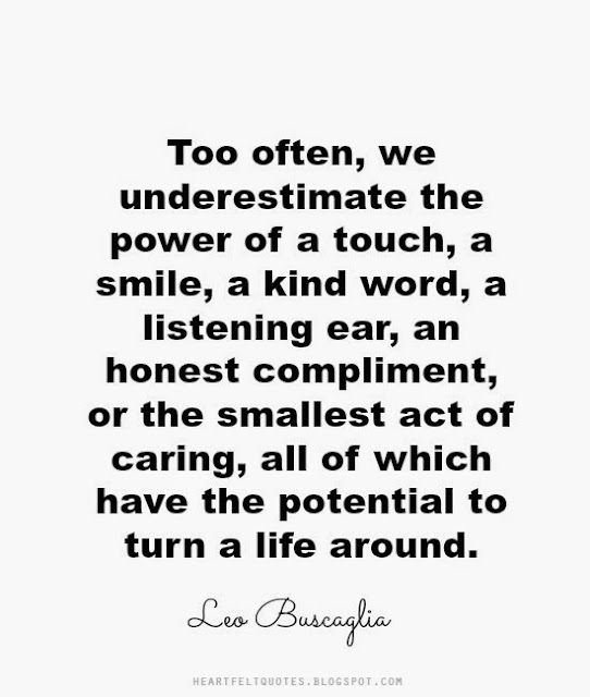 Inspiring Quotes By Leo Buscaglia Heartfelt Love And Life Quotes