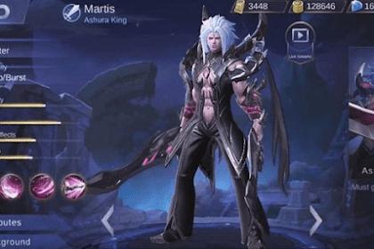 Hero Baru Pesaing Berat Si Alucard, Hero Martis Mobile Legends