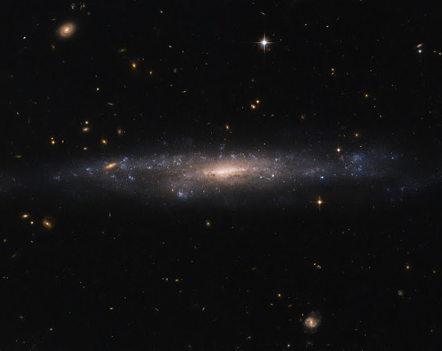 The UGC 477 Galaxy