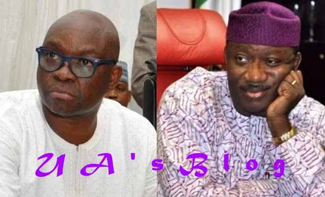 Ekiti Election: What Governors told Fayose, Fayemi