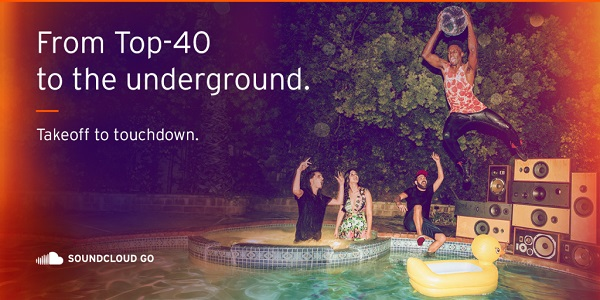 SoundCloud debuts subscription service SoundCloud Go