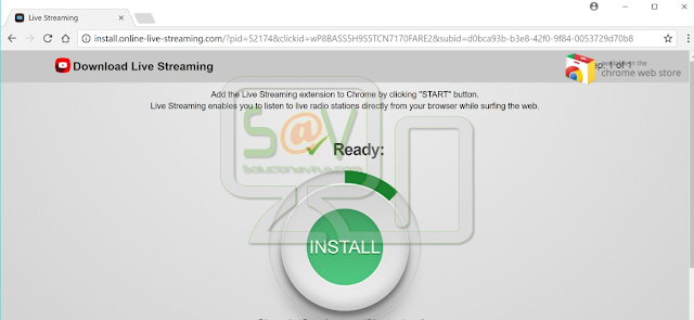 Install.online-live-streaming.com pop-ups