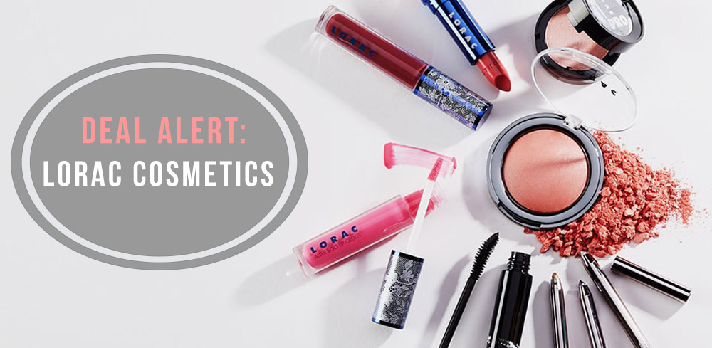 Deal on LORAC Cosmetics