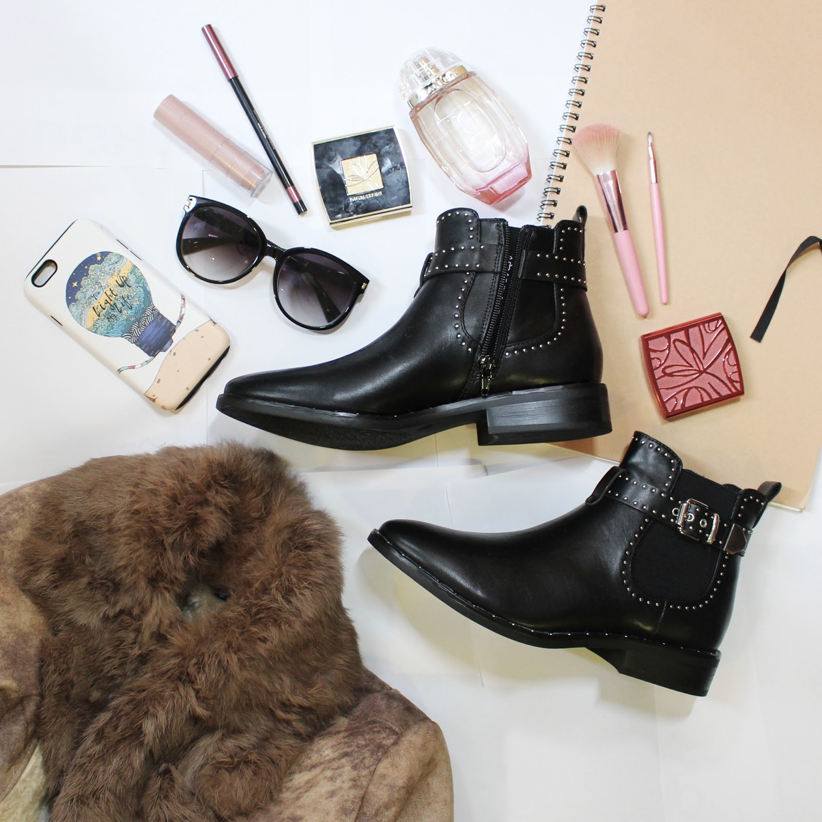 ee2d37942f5 fantail flo: Ellie Goulding AW17 Deichmann Collection- a first look ...