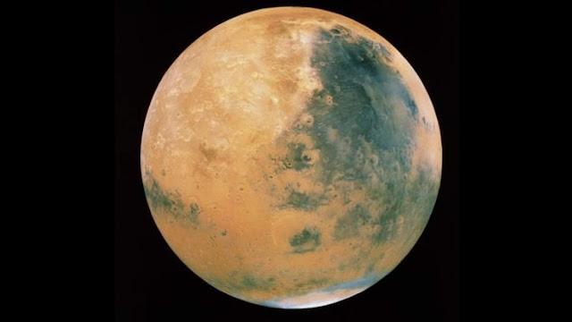 Λίμνη με νερό σε υγρή μορφή ανακαλύφθηκε στον Άρη
