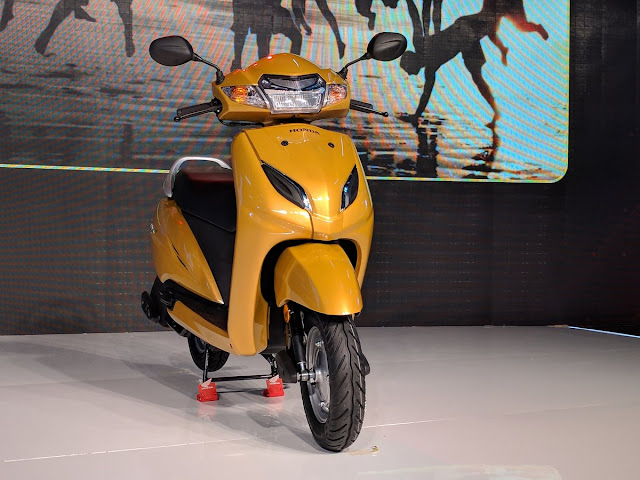 New 2018 Honda Activa 5G front look image