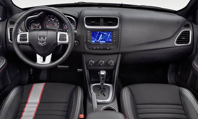 2016 Dodge Avenger Release Date UK
