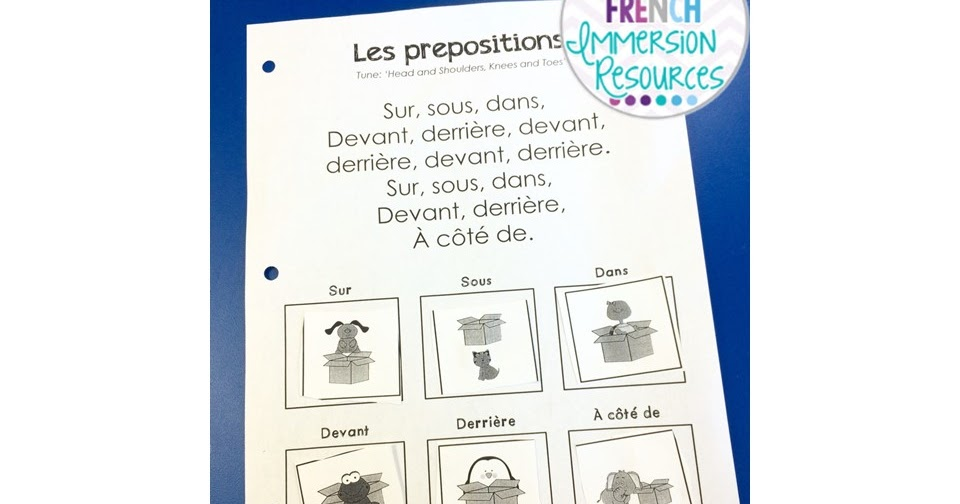 French 2 homework help