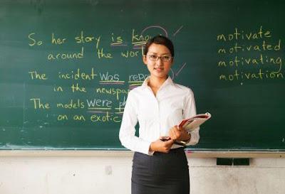 giáo viên tiếng anh