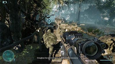 โหลดเกมส์ Sniper Ghost Warrior 2 ลิ้งเดียว