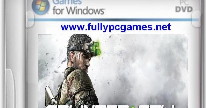 ... Splinter Cell Blacklist Game Free Download Full Version For Pc
