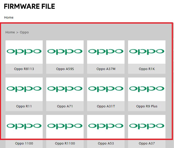 Firmware-Flash-File-Download
