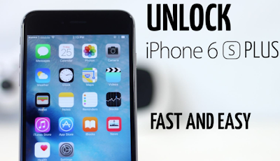 Unlock iPhone 6 plus