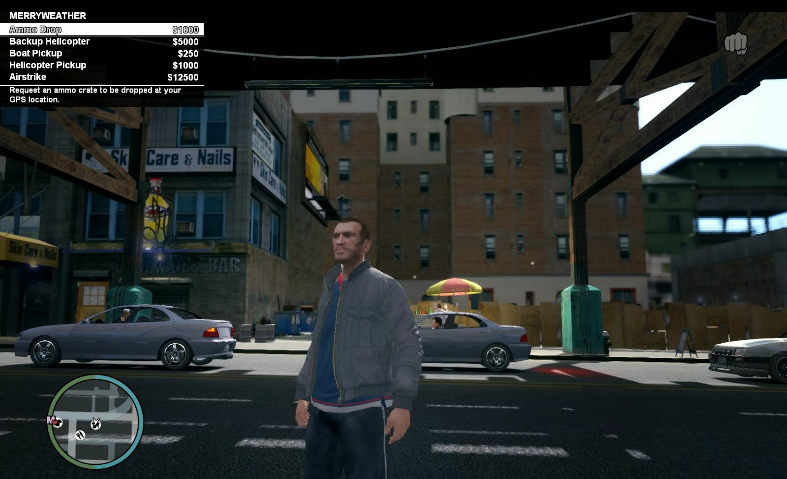 GTA X Scripting: Merryweather And Lester Special Services