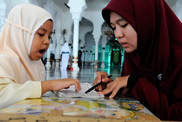 Belajar Mengaji Al Quran dengan Mudah Untuk Dewasa