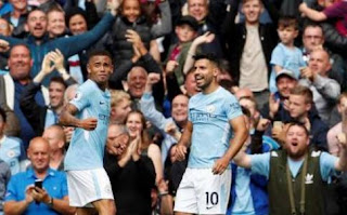 Manchester City vs Liverpool 5-0 Video Gol
