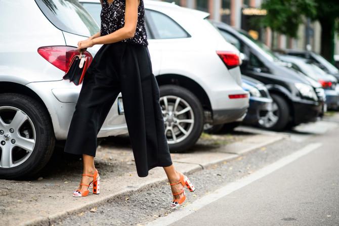 DIY Patrones pantalon culotte midi palazo pantalon-falda tutorial