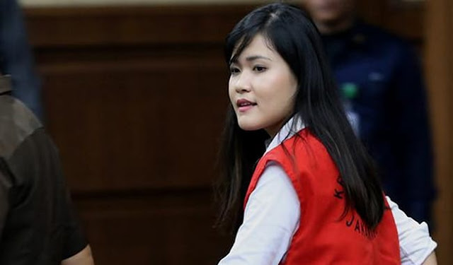 Jessica Kumala Wongso dihukum 20 tahun penjara