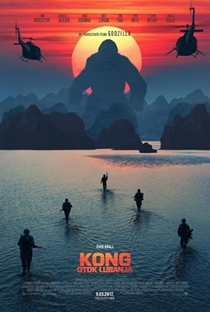 Kong: Otok lubanja - Kong: Skull Island, (2017) Recenzija Filma