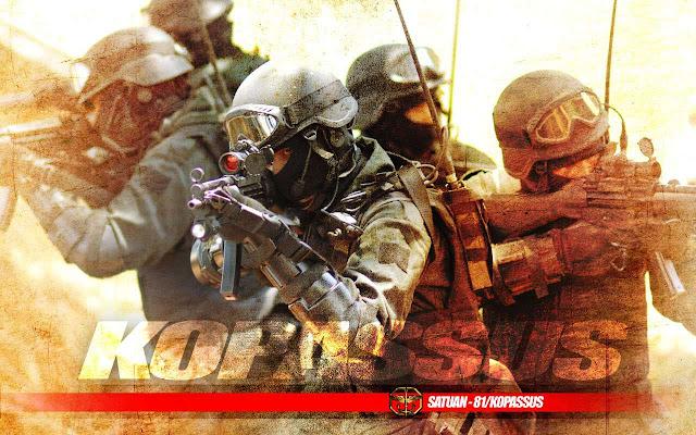 MANTAP JIWA...! Inilah Deretan Senjata-Senjata LEGENDARIS KOPASSUS. [Nomor 5 Sangat SPESIAL] Kamu Wajib Tahu...!