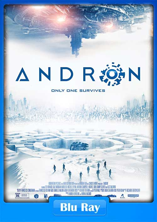 Andron 2015 720p BluRay 720MB x264 Poster