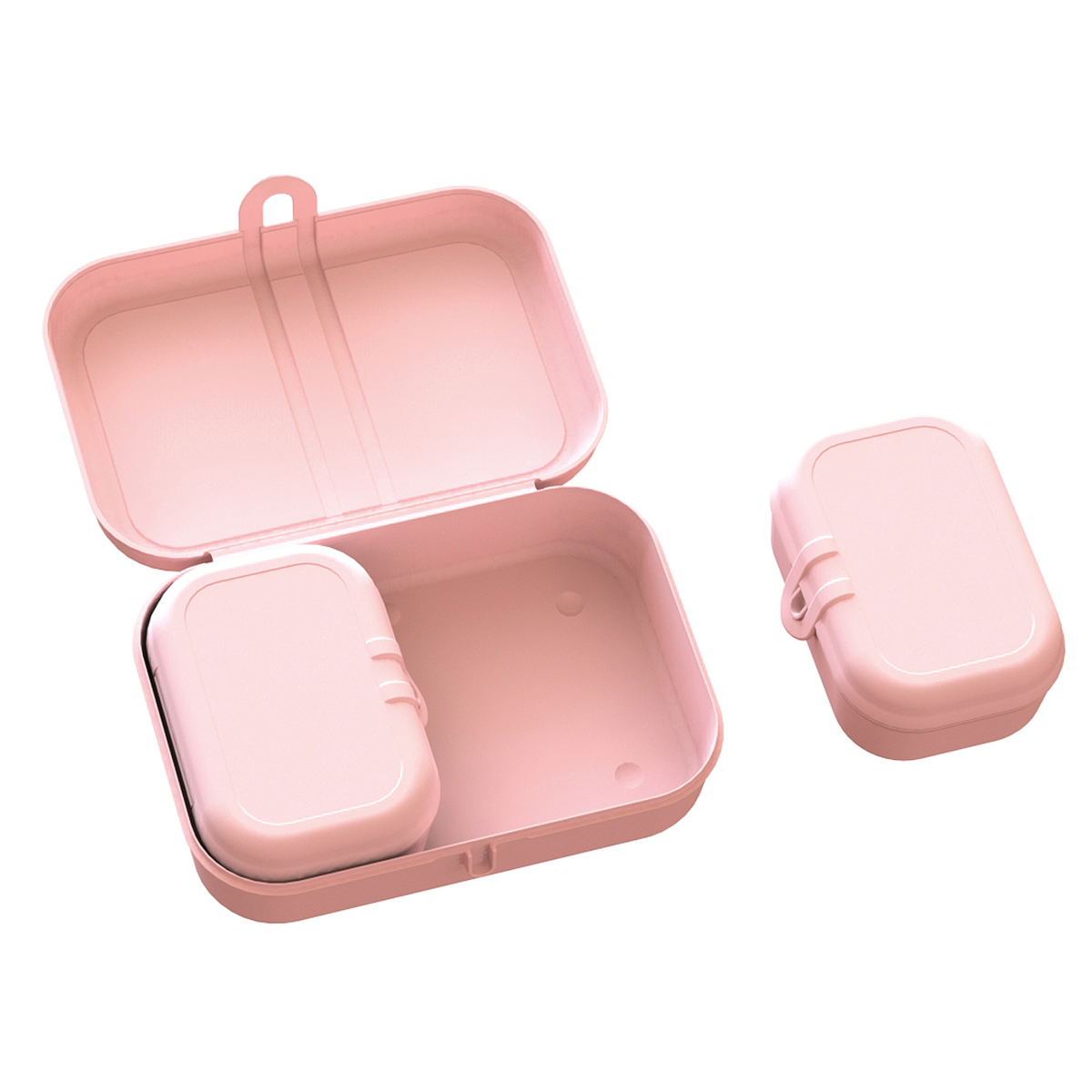 Bento box rosa su Fashion and Cookies