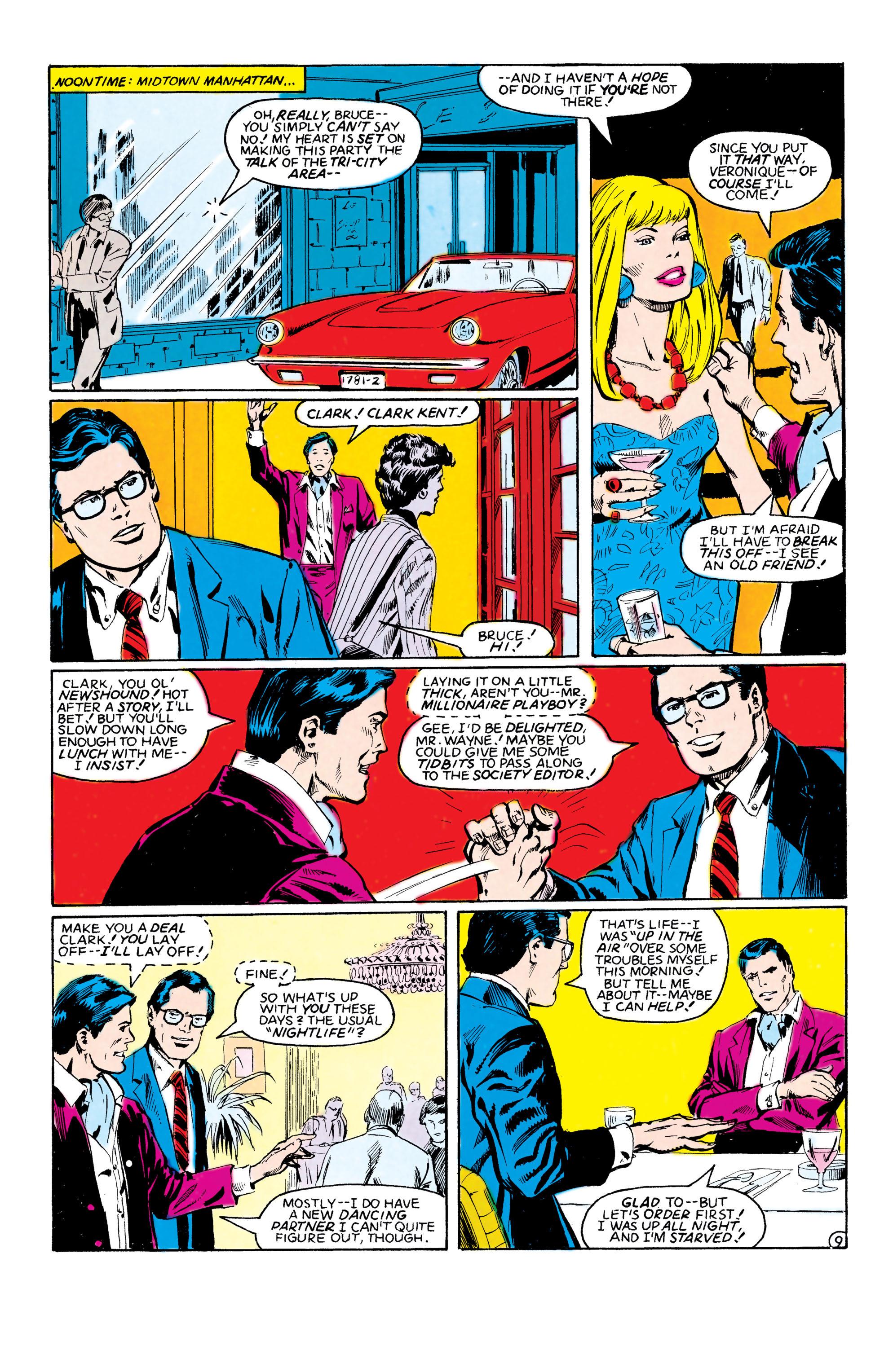 Read online World's Finest Comics comic -  Issue #308 - 10
