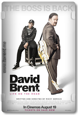 David Brent: A Vida na Estrada