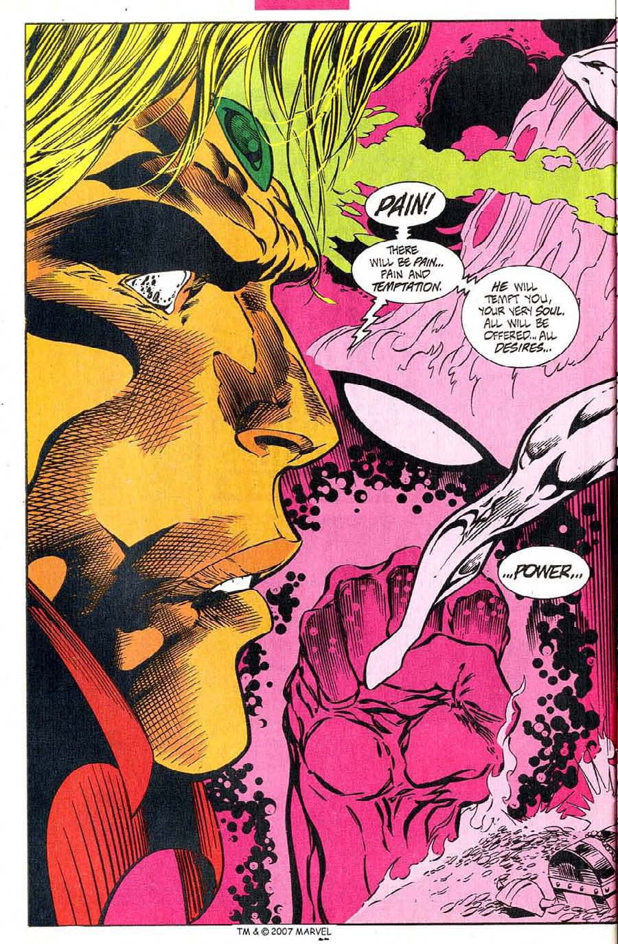 Read online Silver Surfer (1987) comic -  Issue #94 - 24