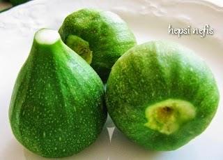 Yeşil incir