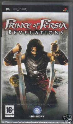 PrinceOfPersia - Prince Of Persia Revelations PSP