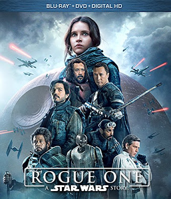 Catch the new Star Wars title Rogue One out on Blu-ray and DVD April 4th. See exclusive K-2SO video clips and behind-the-scenes coverage.