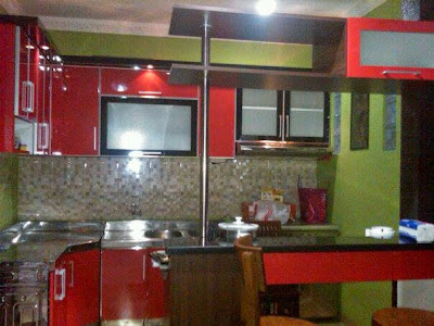 Gambar Kitchen Set Minimalis Bekasi Timur
