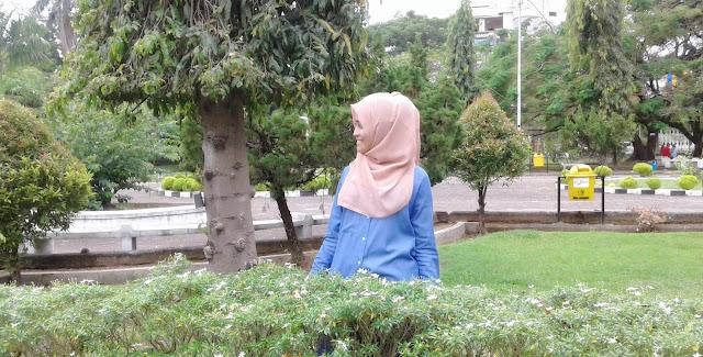 Taman Melati Museum Kota Padang