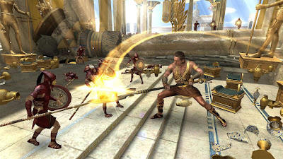 Gods Of Egypt Game Apk