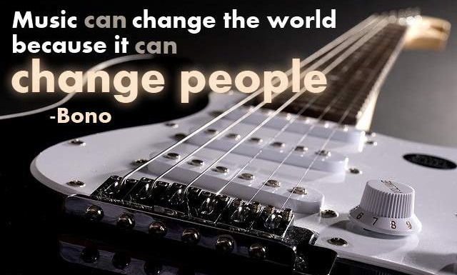 Music Can Change The World Music Quotes English Sms Quotes