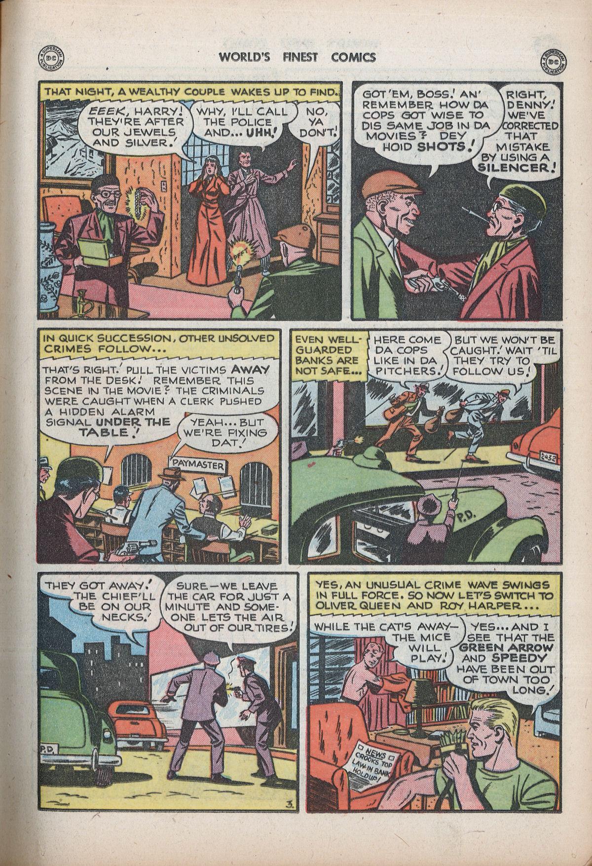 Read online World's Finest Comics comic -  Issue #32 - 19