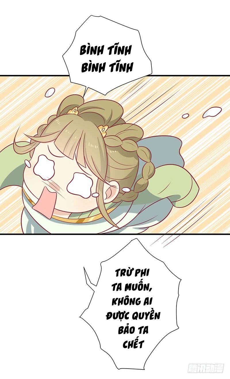 Vương Gia Người Ta Sẽ Giảm Béo Mà!!! chap 70 - Trang 15