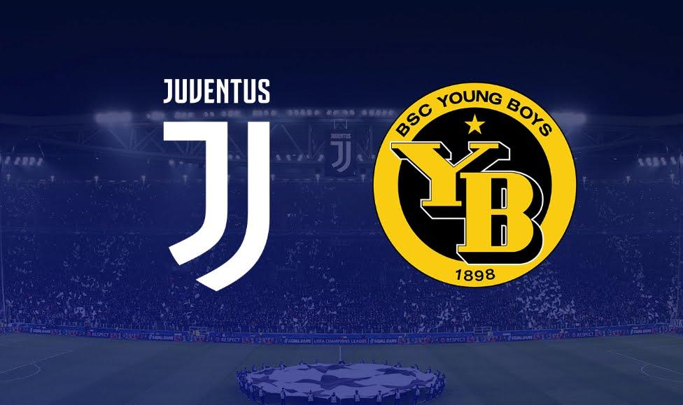 Vedere Juventus-Young Boys Streaming Gratis Rojadirecta.